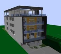 Výstavba predajných aadministratívnych priestorov
